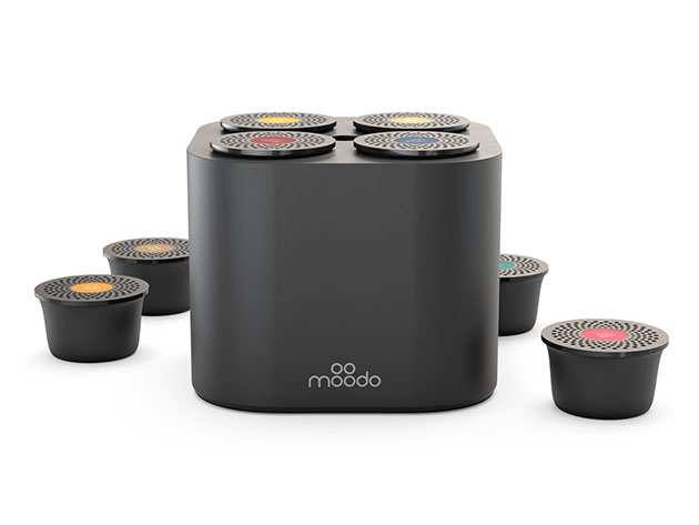 Moodo®: The Smart Home Fragrance Diffuser for $107