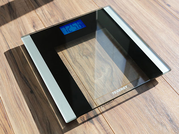 Digital Body Weight Scale for $15