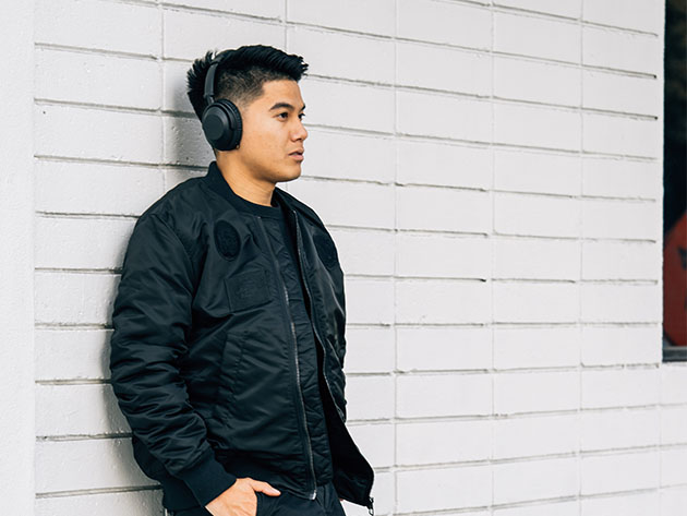 broski Lety Noise-Canceling Bluetooth Headphones for $99