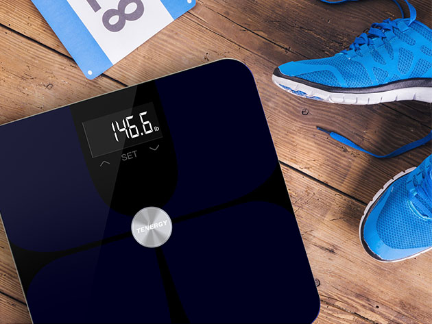Vitalis ITO Body Fat Scale for $28