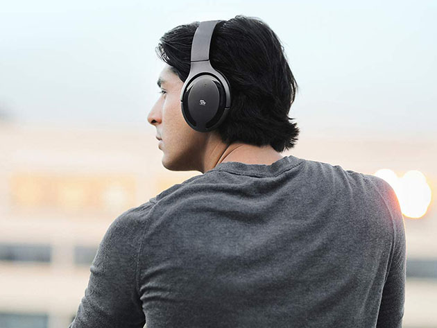 Mu6 Space 1: Smart Active Noise Cancellation Headphones for $134