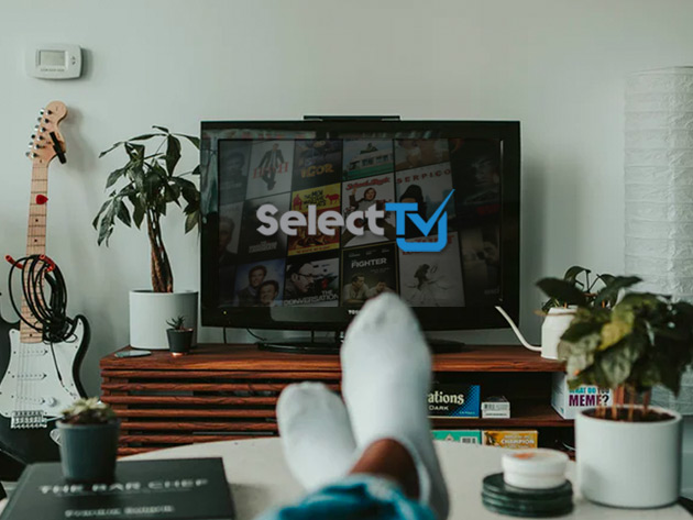 SelectTV Bundle: 2-Yr Subscription for $32