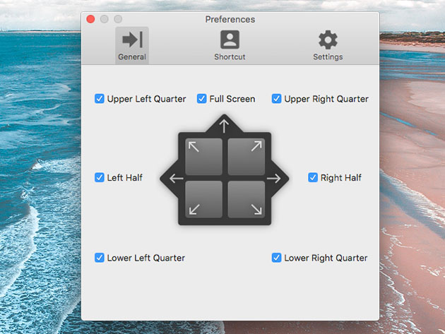 Window Manager for Mac: Lifetime Subscription for $9