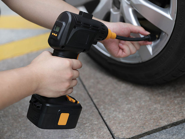 Autowit Cordless Tire Inflator for $59