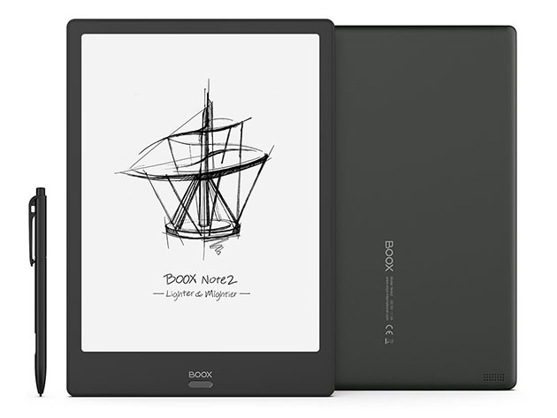 BOOX Note2: 10″ E-Ink Carta™ E-Reader Tablet for $549
