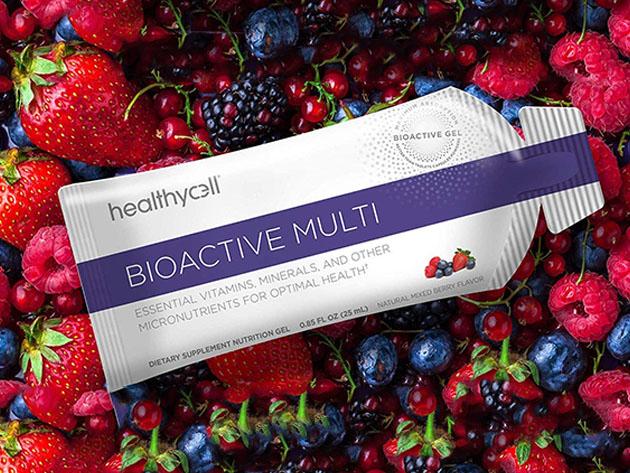 Bioactive Multi: Liquid Gel Multivitamin for $48