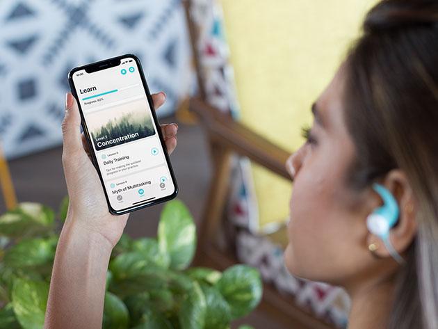 FitMind: Meditation Training App for $49