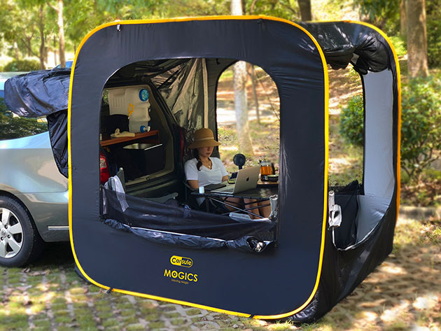CARSULE Pop-Up Cabin for Your Car for $299