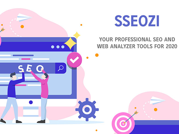 SSEOZI: Your Professional SEO & Web Analyzer Tools with Lifetime Access for $25