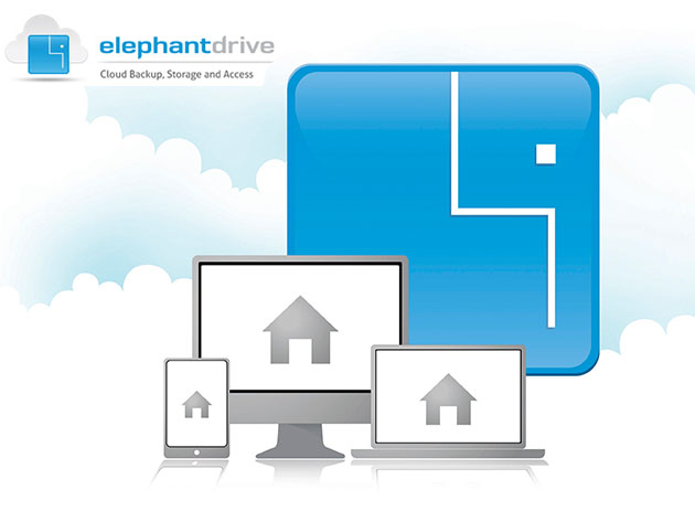 ElephantDrive 1,000GB Plan: 2-Yr Subscription for $38