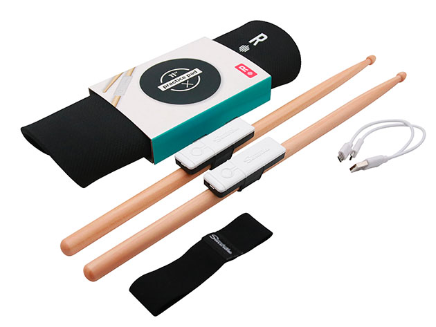 Senstroke by Redison Bluetooth Drum Kit + App Bundle for $189