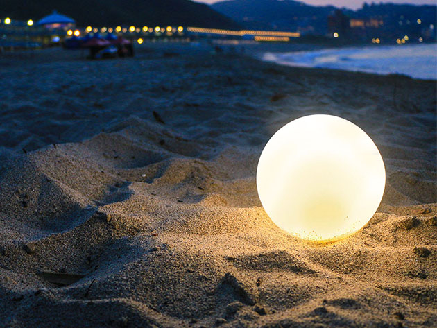 MOGICS Coconut: Portable Waterproof Light for $36