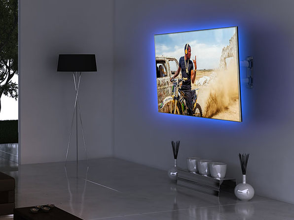 Monster Mounts™ Home Theater TV LED Backlight Kit for $14