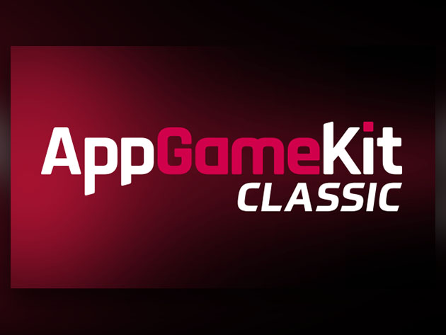 The Complete AppGameKit Game Creator Bundle for $29