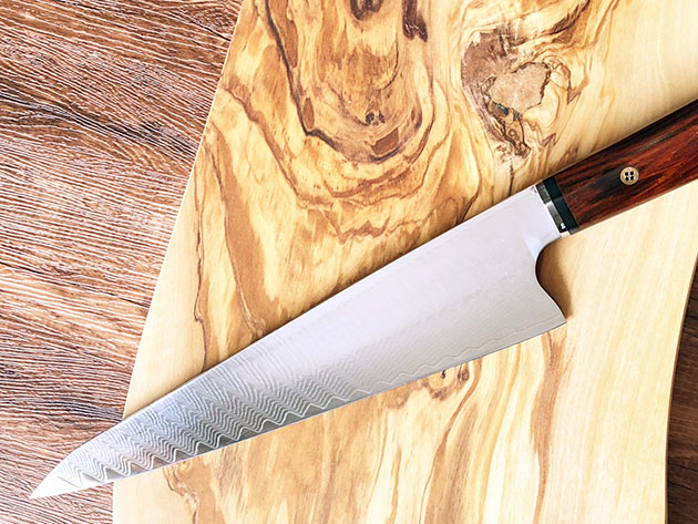 Zen Series 8″ Japanese Style Chef's Knife for $71