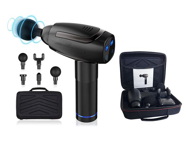 ZTECH Percussion Massage Gun for $79