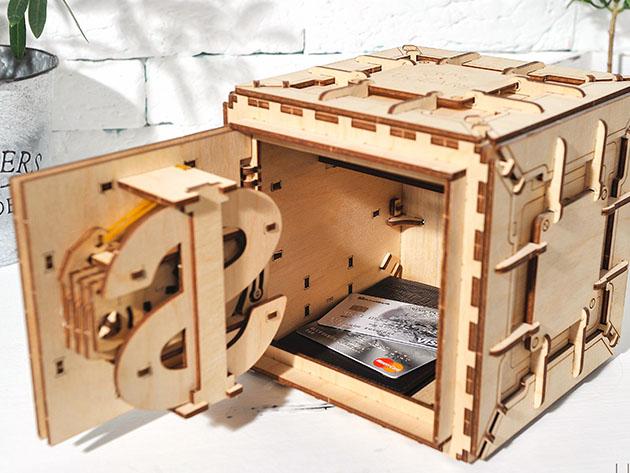 3D Wooden Mechanical Model Kit for $53