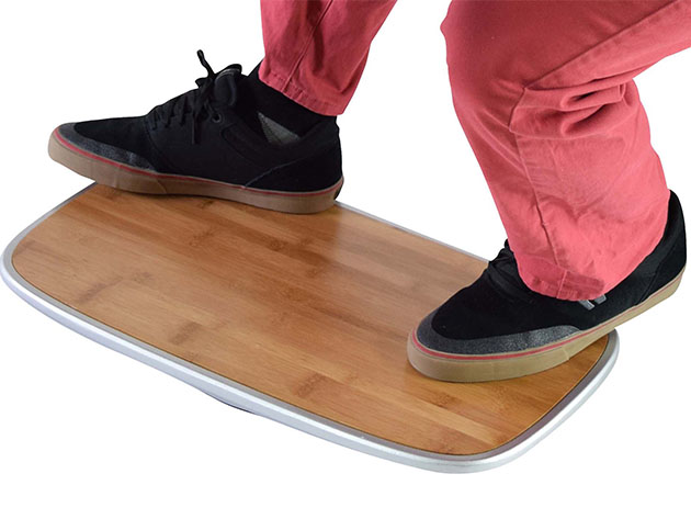 BASE⁺ Active Standing Balance Board for $118