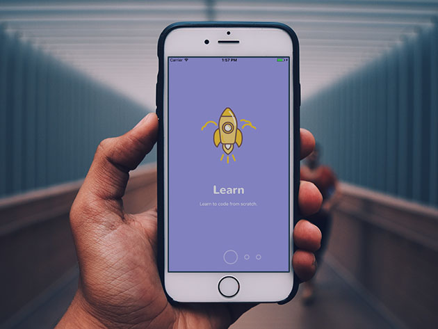 Lifetime of Learnable: Learn to Code, Build Apps, Websites & More for $39