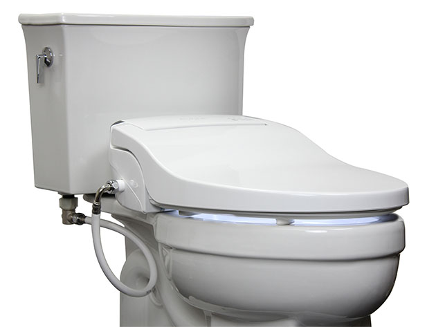 Alpha JX Bidet Seat with Remote for $448