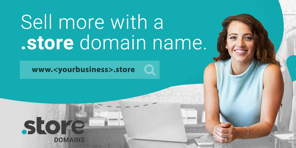 FREE COUPON: 75% off .STORE Domains for $69