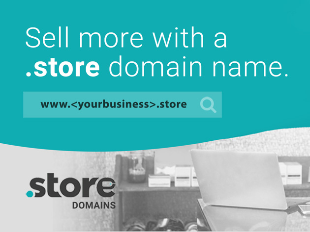 .STORE Domains: 75% Off  for $69