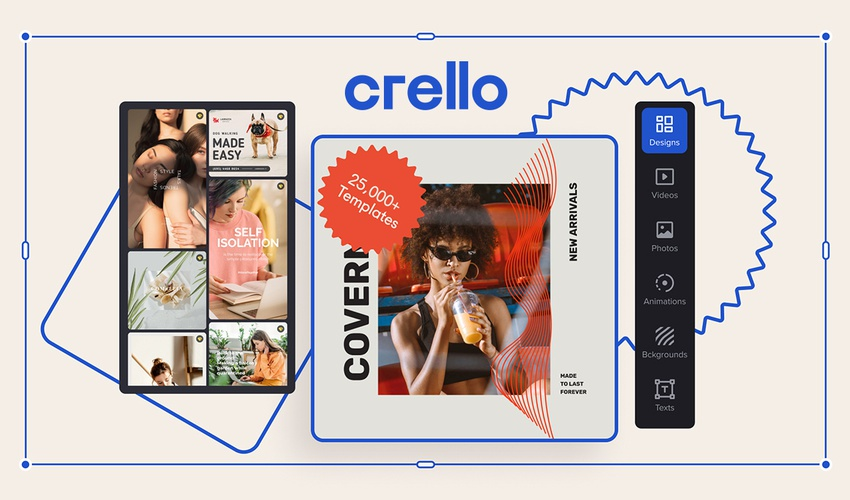 Lifetime Deal to Crello Pro for $49