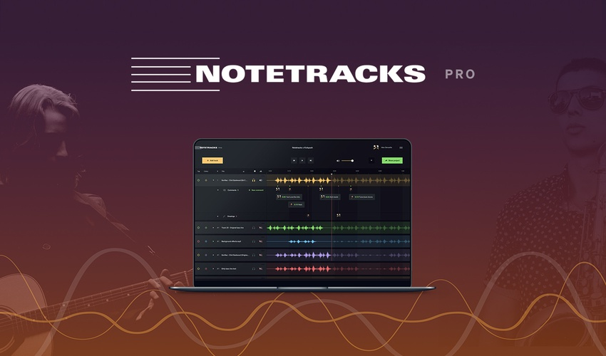 Lifetime Deal to Notetracks Pro for $39