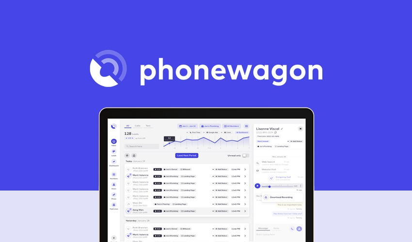 Lifetime Deal to PhoneWagon for $79