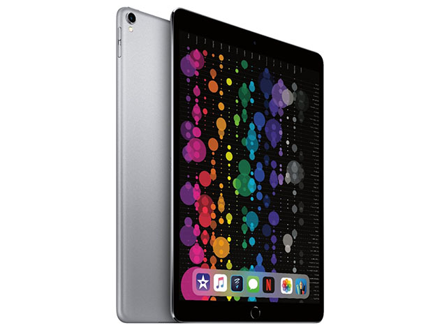 iPad Pro 9.7″ 32GB (Refurbished: Wi-Fi) + Accessories Bundle for $348