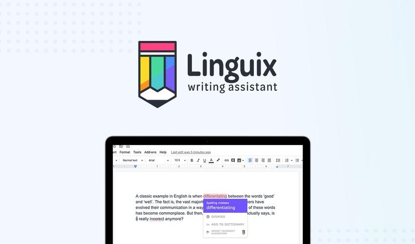 Business Legions - Linguix Lifetime Deal for $49