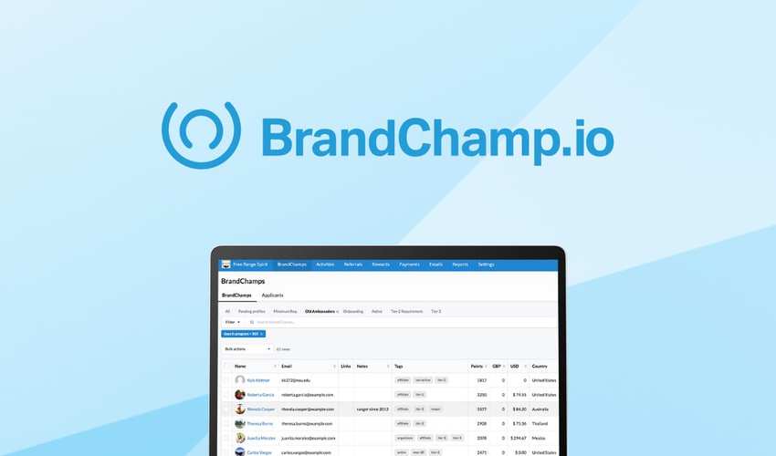Business Legions - BrandChamp Lifetime Deal for $79