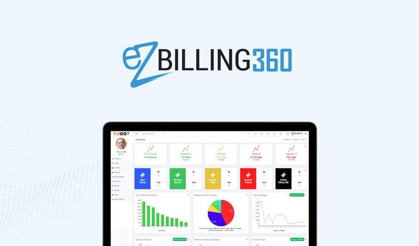 Business Legions - EZBILLING360 Lifetime Deal for $59