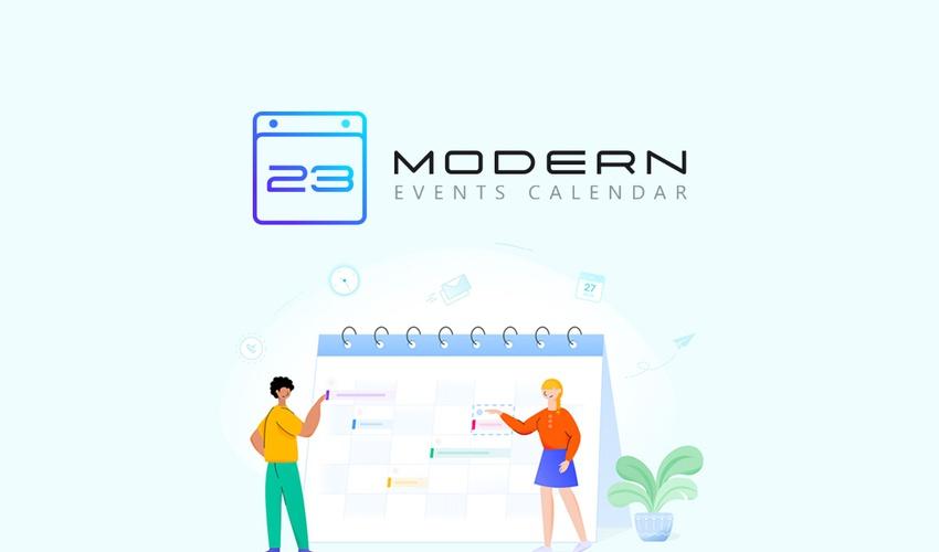 Modern Events Calendar Lifetime Deal for $59