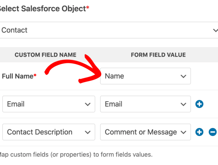 Business Legions NEW SALESFORCE ADDON FOR WPFORMS content 2