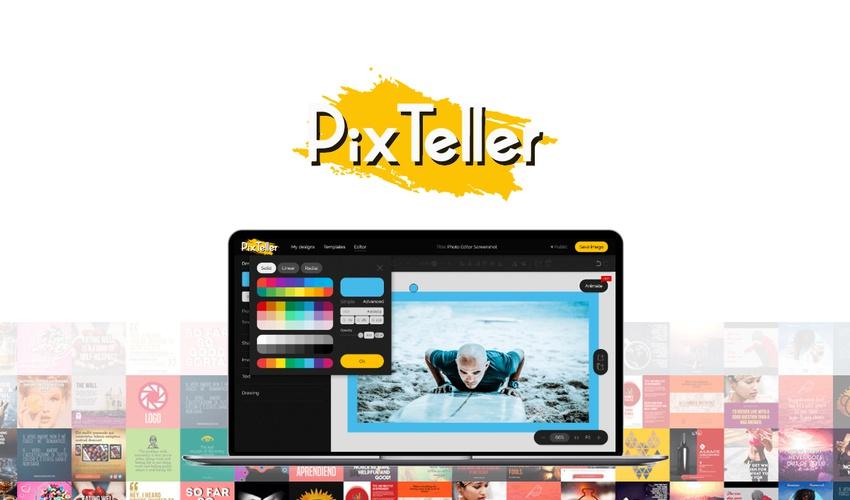 PixTeller Lifetime Deal for $49