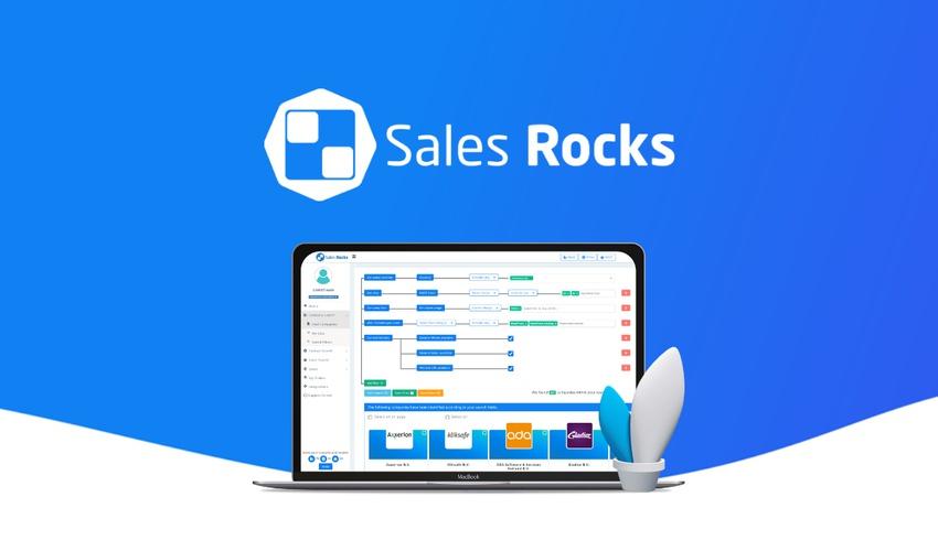 Business Legions - Sales.Rocks Lifetime Deals for $69