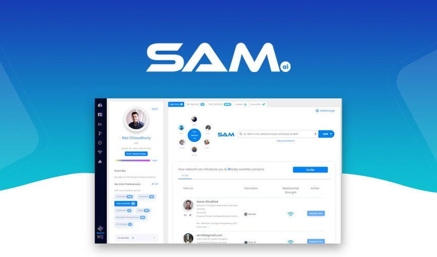 Sam.ai Lifetime Deal for $59