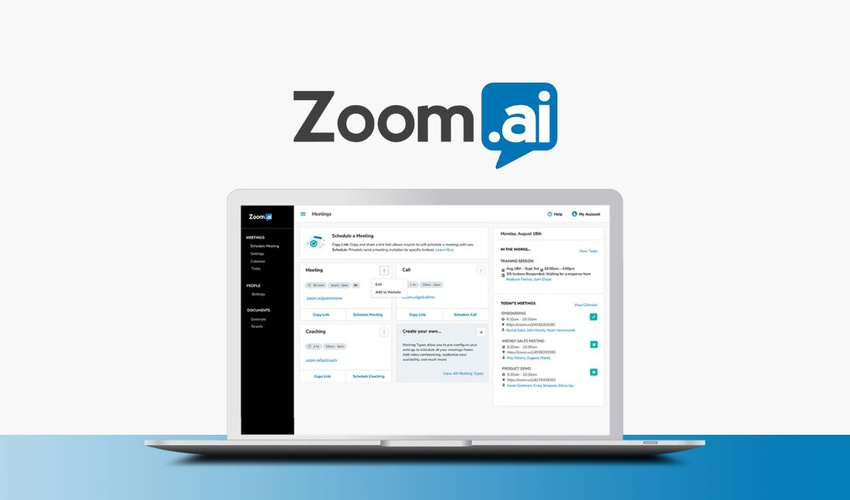 Business Legions - Zoom.ai Lifetime Deal for $49