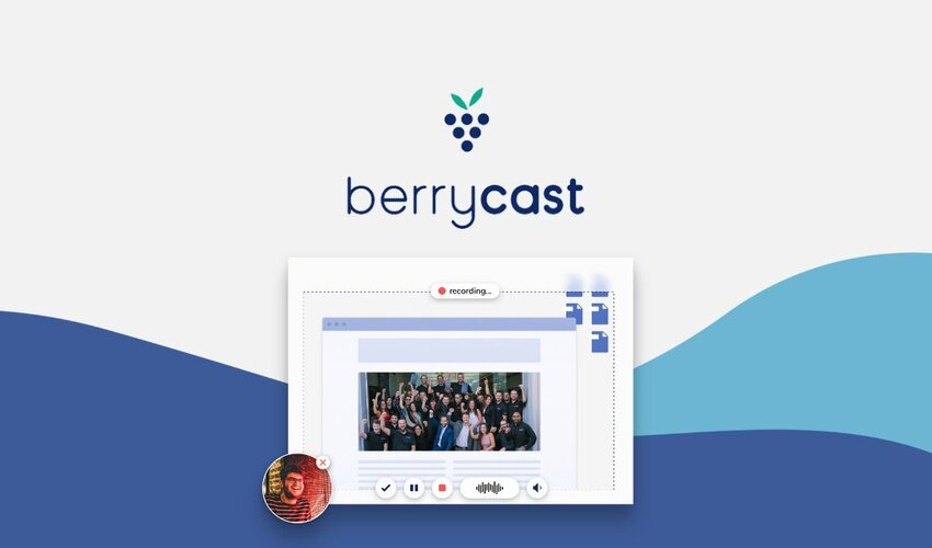 Berrycast Lifetime Deal for $59
