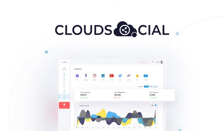 CloudSocial Lifetime Deal for $59