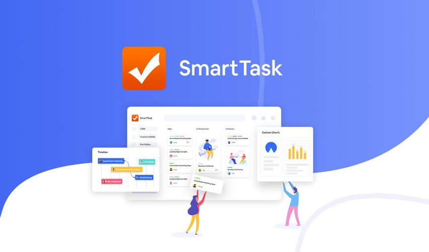 Business Legions - SmartTask Lifetime Deal for $49