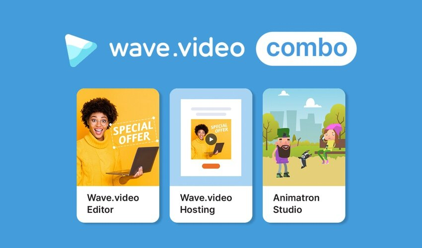 Wave.video Lifetime Deal for $59