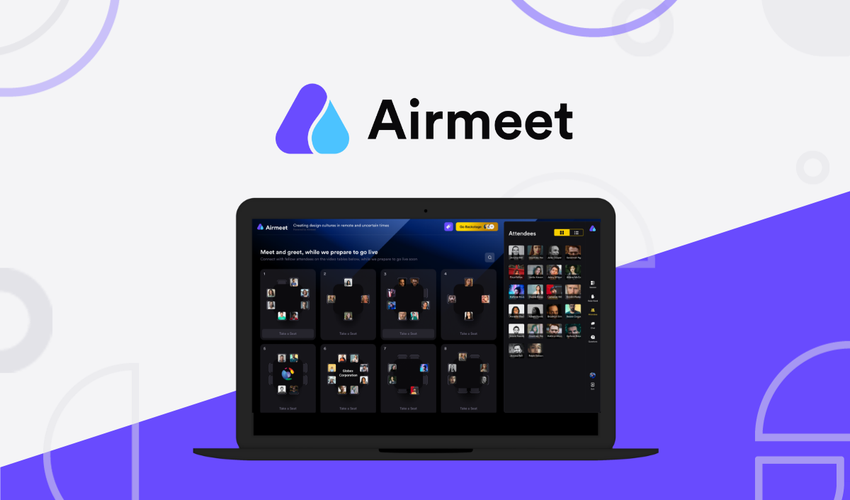 Airmeet Lifetime Deal for $79