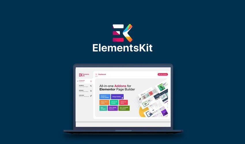 ElementsKit Lifetime Deal for $49