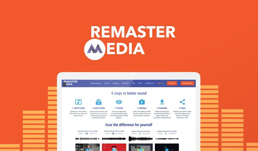 ReMasterMedia Lifetime Deal for $59