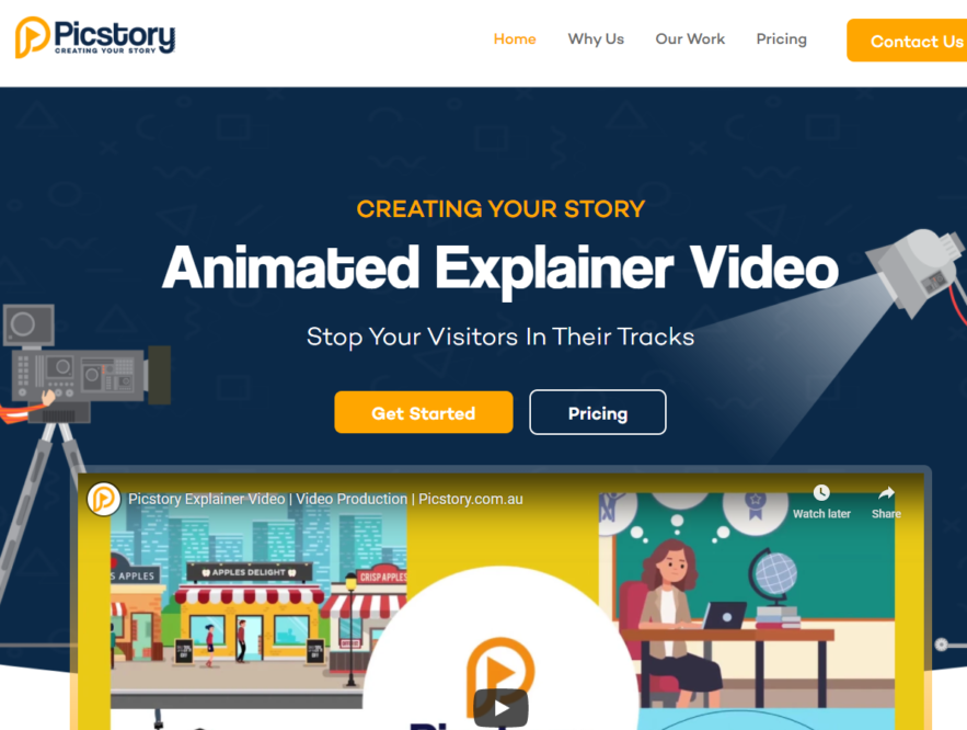 Business Legions Mistakes you Should Avoid When Creating Explainer Videos content