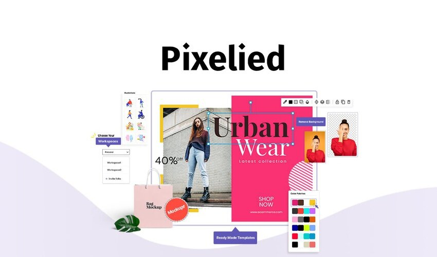 Pixelied Lifetime Deal for $49
