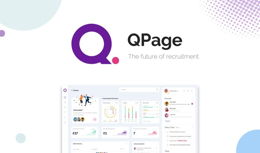QPage Lifetime Deal for $59
