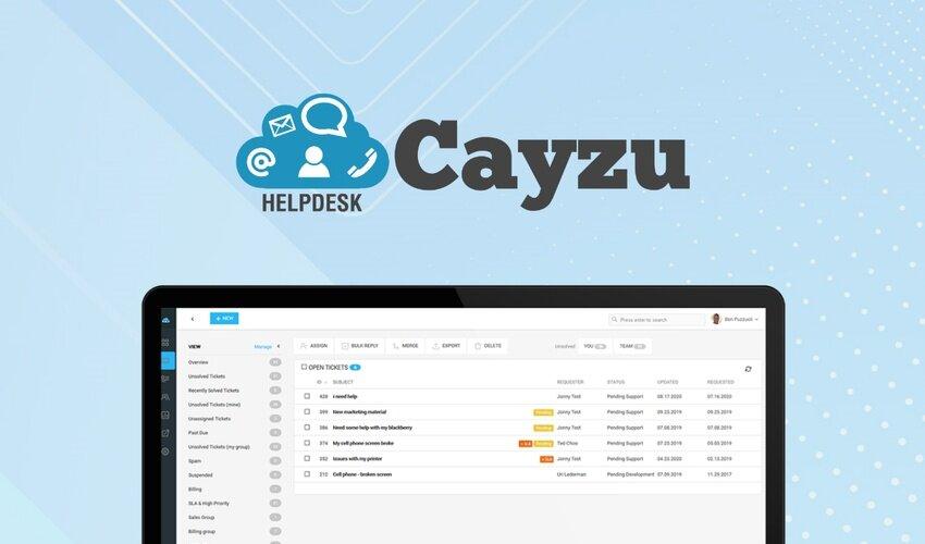 Cayzu Lifetime Deal for $59